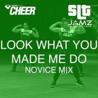 Look What You Made Me Do - Jamz Camp - Novice (SLT Remix)