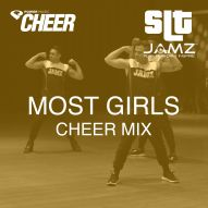 Most Girls - Jamz Camp - Cheer (SLT Remix)