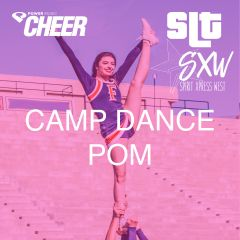 Spirit Xpress West - Camp Dance Pom