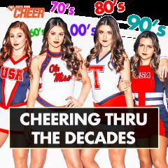 Cheering Thru The Decades