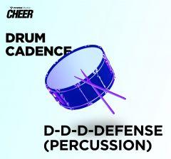 D-D-D-Defense (Percussion)
