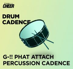 G-!! Phat Attach Percussion Cadence