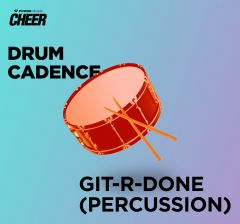 Git-R-Done (Percussion)