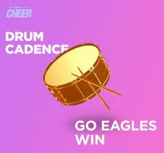 Go Eagles Win