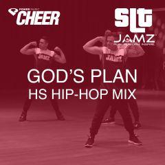 God's Plan - Jamz Camp - High School Hip Hop (SLT Remix)