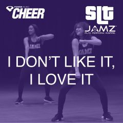 I Don't Like It, I Love It - JAMZ Camp (SLT Remix)