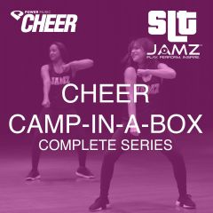 JAMZ Vol. 23 Cheer Camp-in-A-Box Complete Series (SLT Remix)