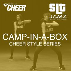 JAMZ Vol. 23 Cheer Camp-in-A-Box Cheer Style Series (SLT Remix)