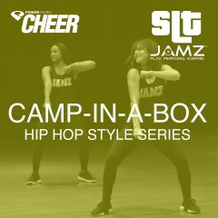 JAMZ Vol. 23 Cheer Camp-in-A-Box Hip Hop Series (SLT Remix)