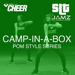 JAMZ Vol. 23 Cheer Camp-in-A-Box Pom Series (SLT Remix)