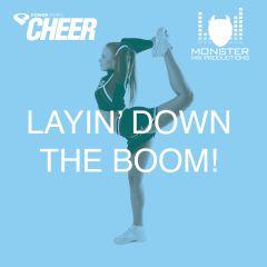 Layin' Down The Boom! Cheer Mix (MMP Remix)