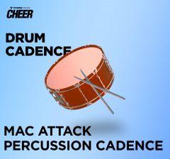 Mac Attack Percussion Cadence