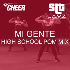 Mi Gente - Jamz Camp - High School Pom (SLT Remix)