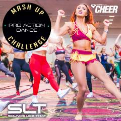 Pro Action Dance - Mash Up Challenge (SLT Remix)