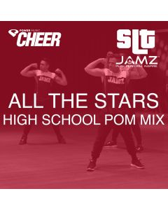 All The Stars - Jamz Camp - HS Pom (SLT Remix)