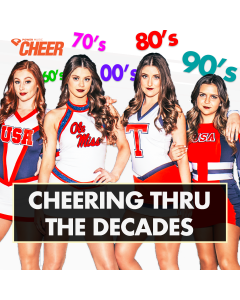 Cheering Thru The Decades