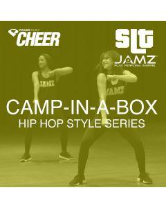 JAMZ Vol. 23 Cheer Camp-in-A-Box Hip Hop Series (SLT Remix)