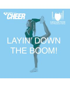 Layin' Down The Boom! Cheer Mix (MMP Remix)